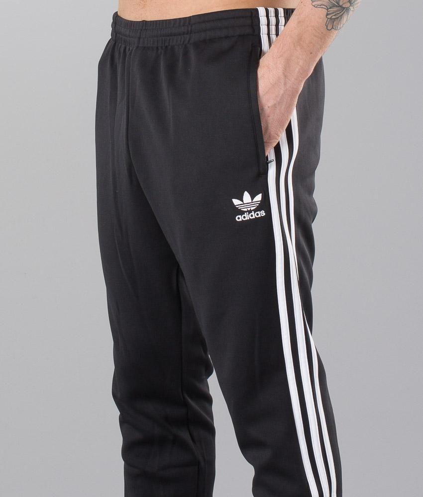 Adidas Originals Sst Cuffed Tp Hosen Black