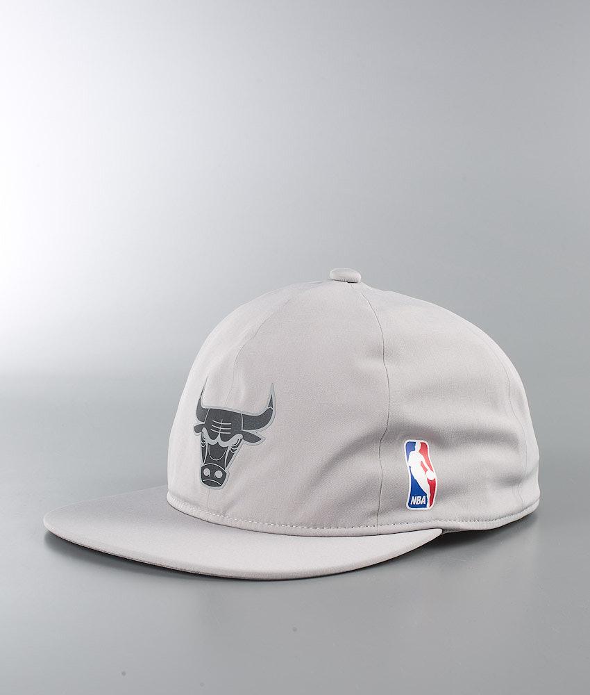 1b5c2425b37bf Adidas Originals Nba Bulls Cap Grey - Ridestore.com