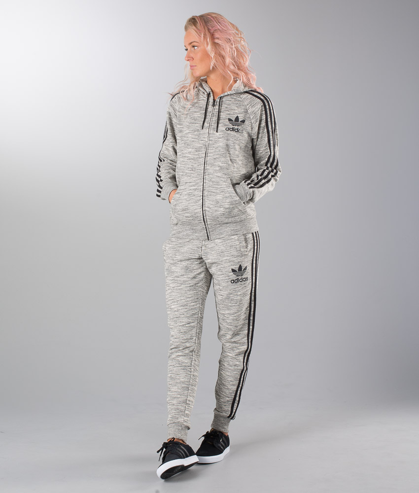Adidas Originals Clfn Ft Fz Capuche Solid Grey