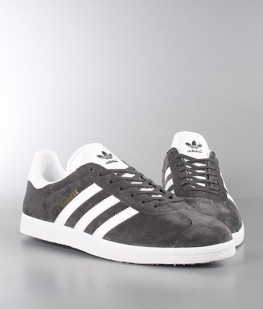 2bb0c26cf9c Adidas Originals Gazelle Shoes Dgh Solid Grey/White/Goldmt ...
