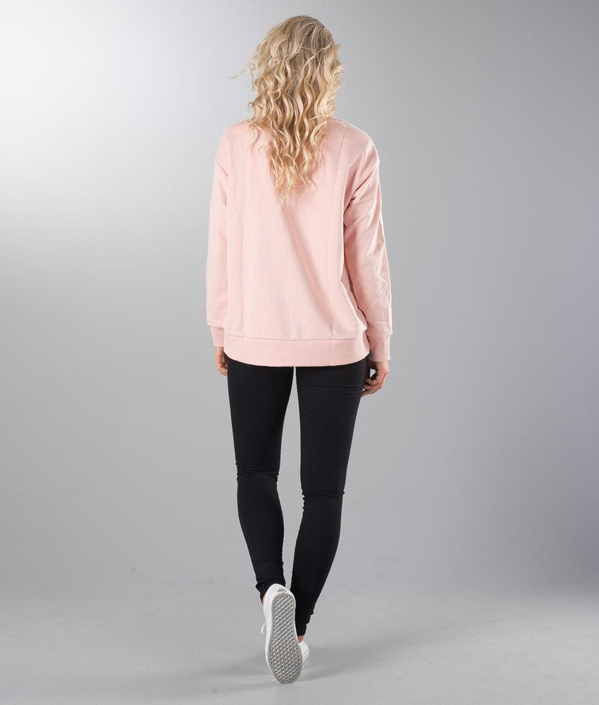 3d871353 Adidas Originals 3S A-Line Sweater Vapor Pink - Ridestore.com