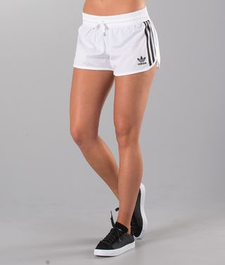 enorme sconto c34d1 d8b35 Adidas Originals Loose 3S Pantaloncini White