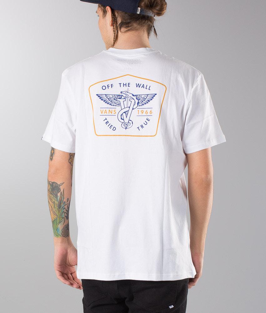 13d93f3a Vans Scavenger Ii T-shirt White - Ridestore.com