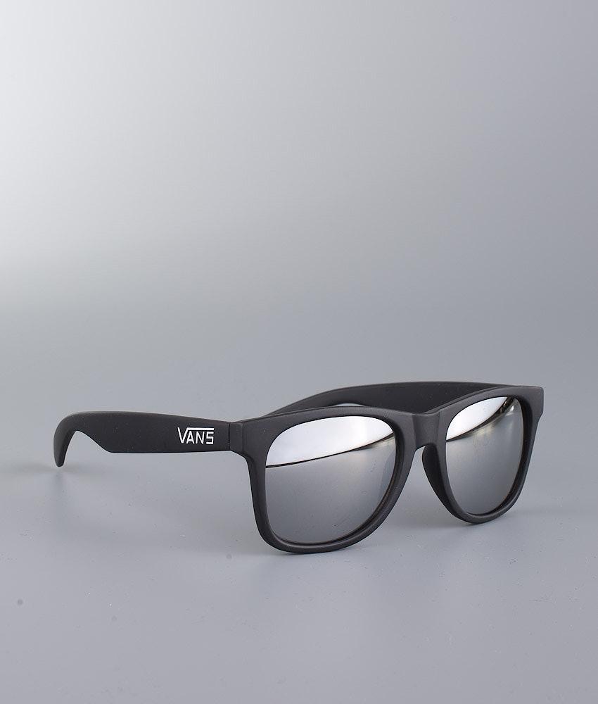 Vans Spicoli 4 Shades Lunettes de soleil Matte Black/Silver Mirror