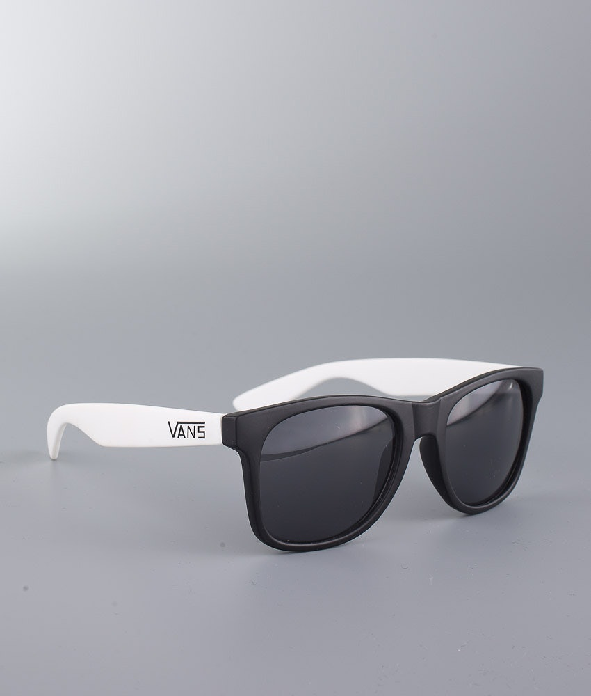Vans Spicoli 4 Shades Sunglasses Black/White