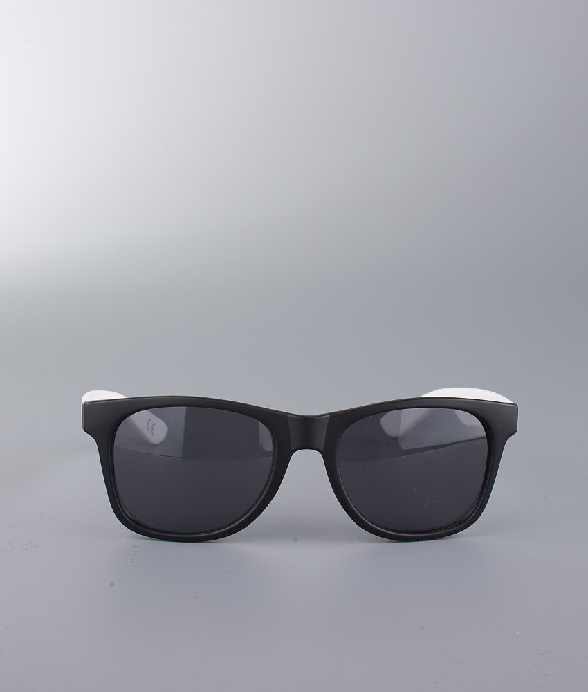 ead3df846d Vans Spicoli 4 Sunglasses Black White - Ridestore.com