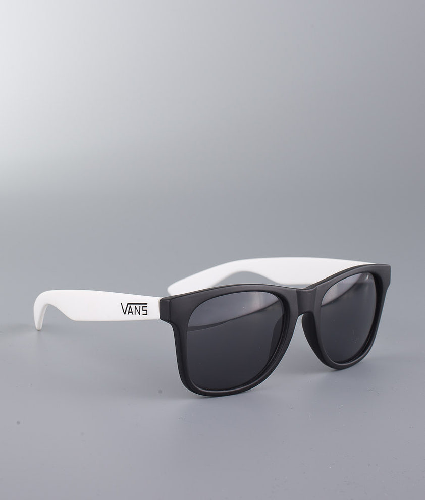 Vans Spicoli 4 Shades Unisex Sunglasses Black-White