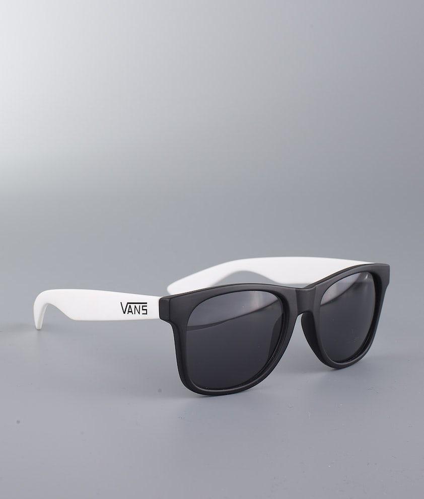 Vans Spicoli 4 Shades Unisex Solbriller Black-White