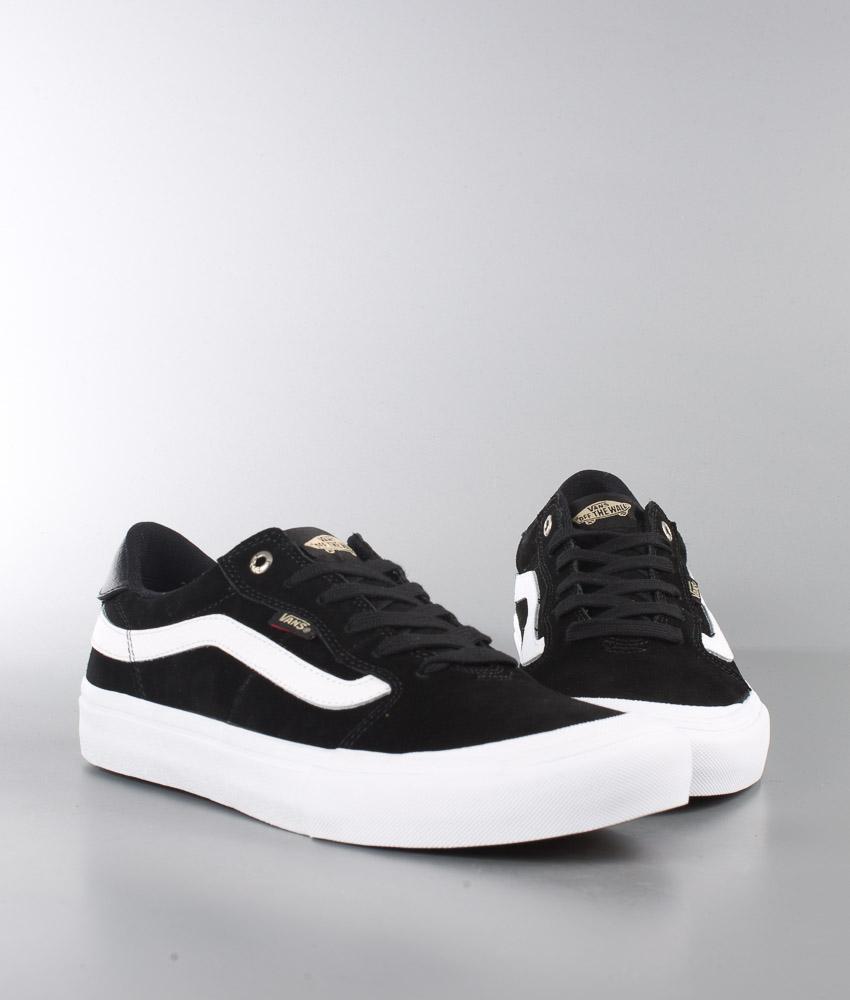 Blackblackwhite 112 Chez De VansStyle Pro Chaussures Yg6y7bvf