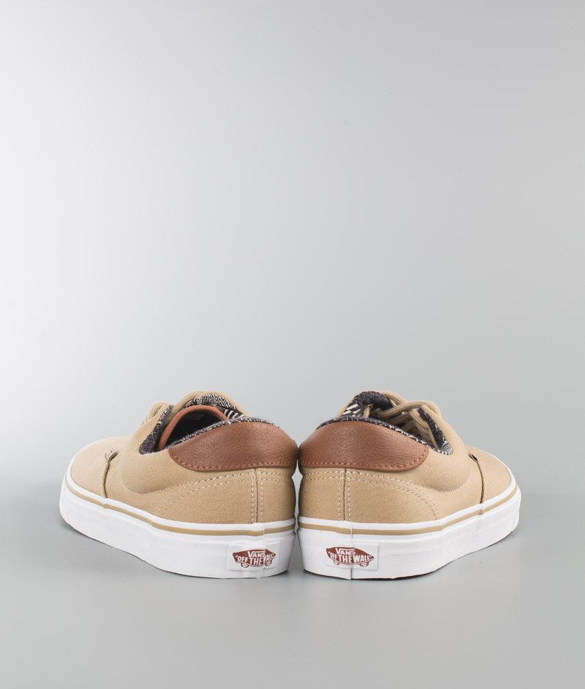 4a88777072 Vans Era 59 Shoes (C L) Khaki Material Mix - Ridestore.com