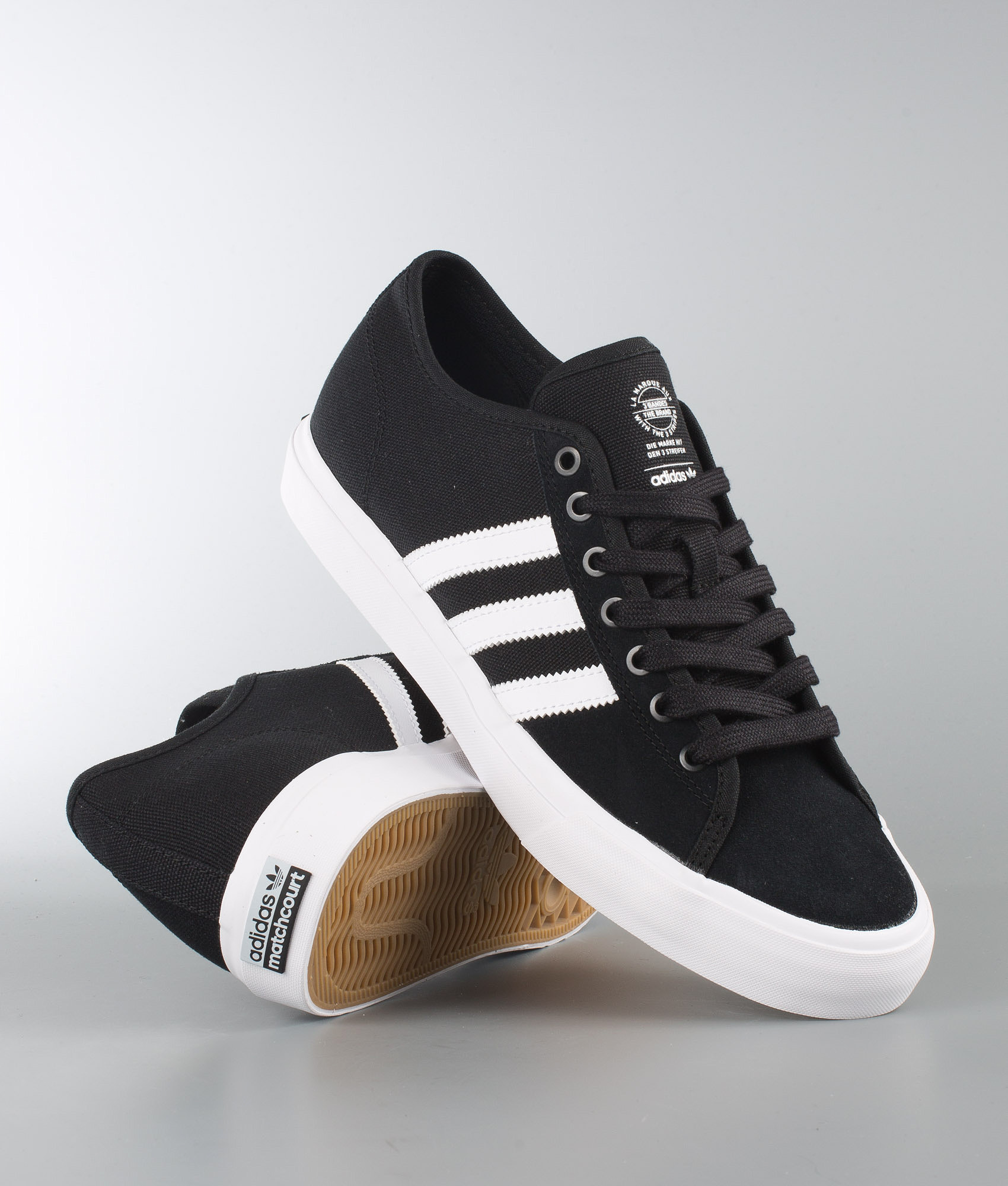 new style a2582 429ae Adidas Skateboarding Matchcourt Rx Chaussures