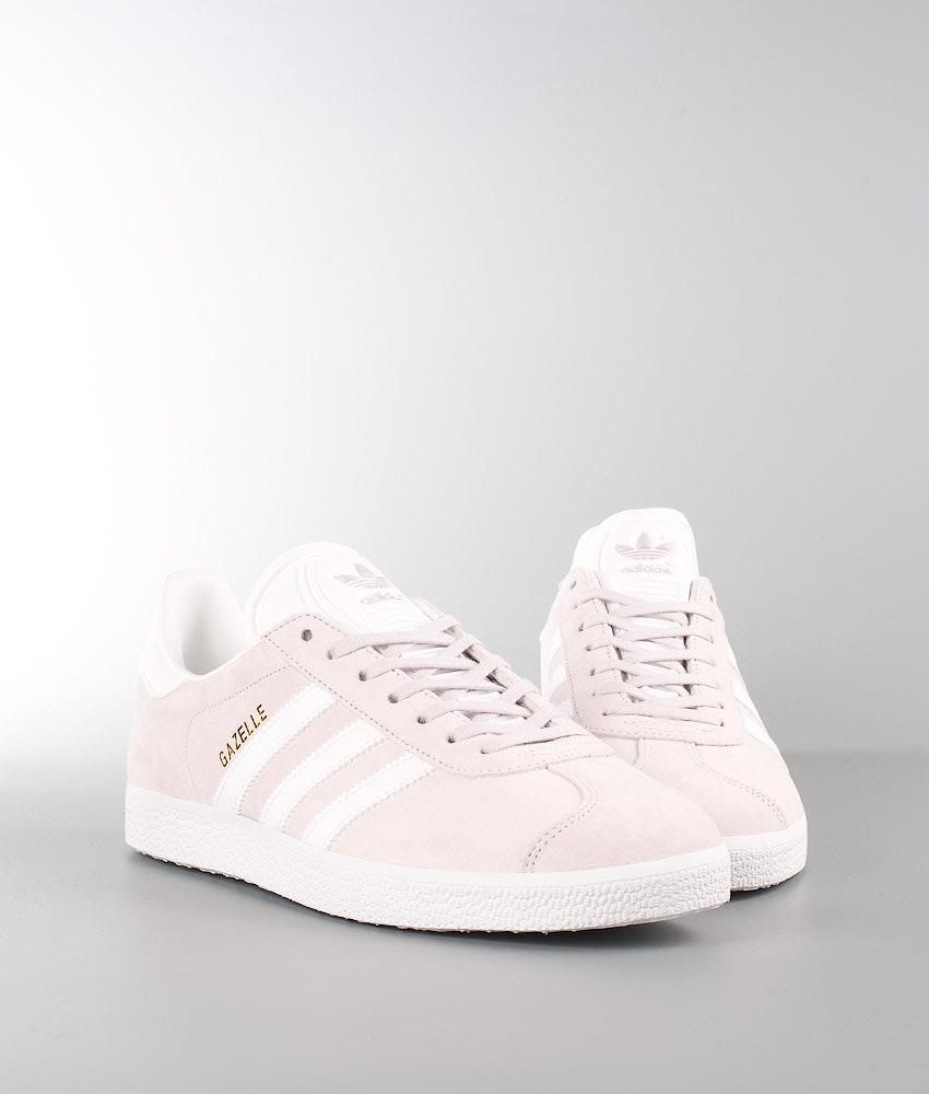 Adidas Originals Gazelle Skor Ice Purple  White  Gold Maugla  Blanc ... 83f6f348e7e5b
