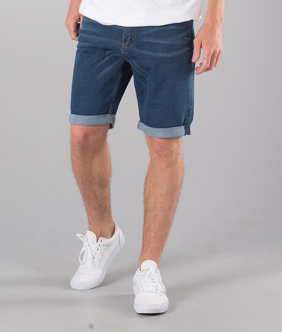 Sweet SKTBS Slim Shorts Blue Wash