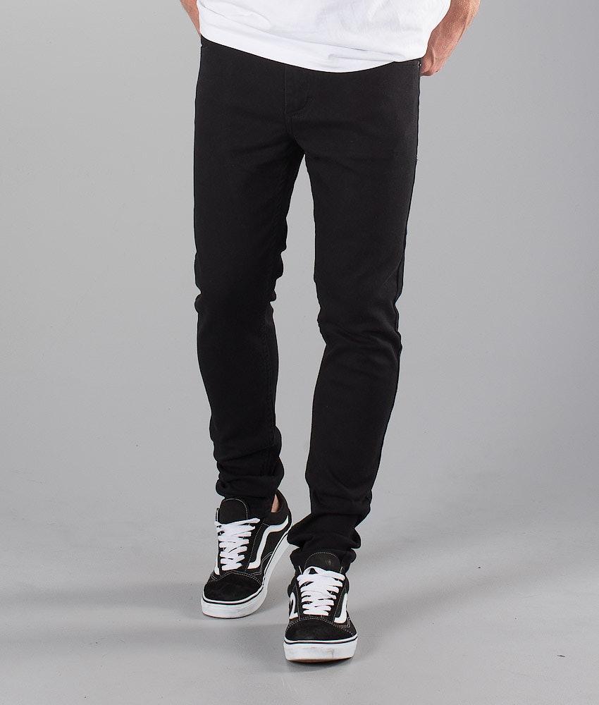 Sweet SKTBS Skinny Colored Byxa Black