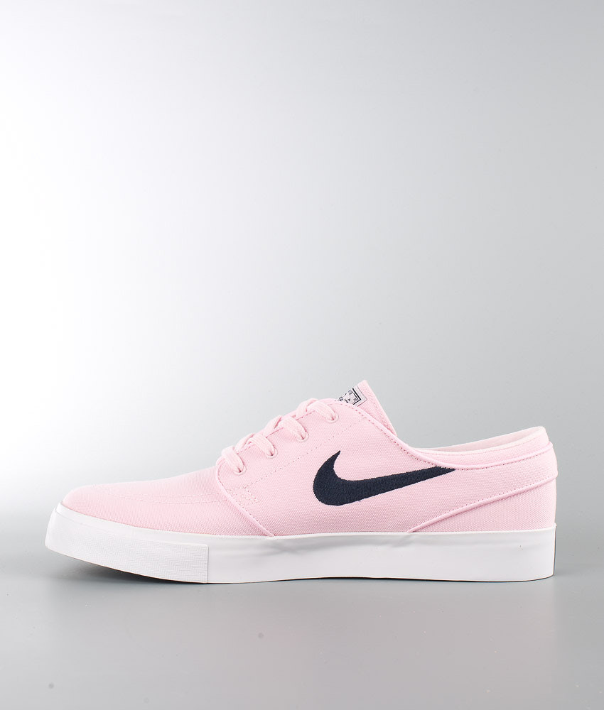 eb193eb2c81 Nike Zoom Stefan Janoski Cnvs Shoes Prism Pink Obsidian - Ridestore.com