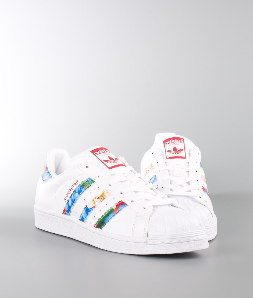 Originals Whitewhitepower Ridestore Adidas Red Superstar nl Schoenen QEdBCerWxo