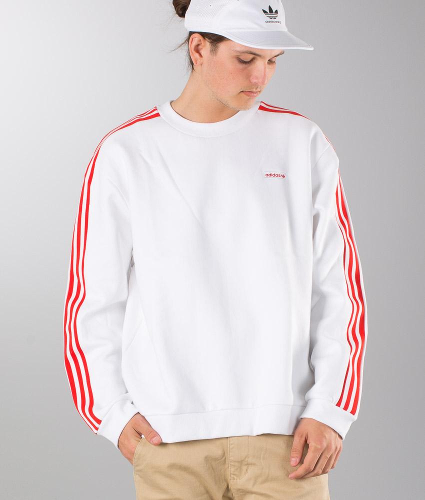 Adidas Originals Mdn Sweatshirt White