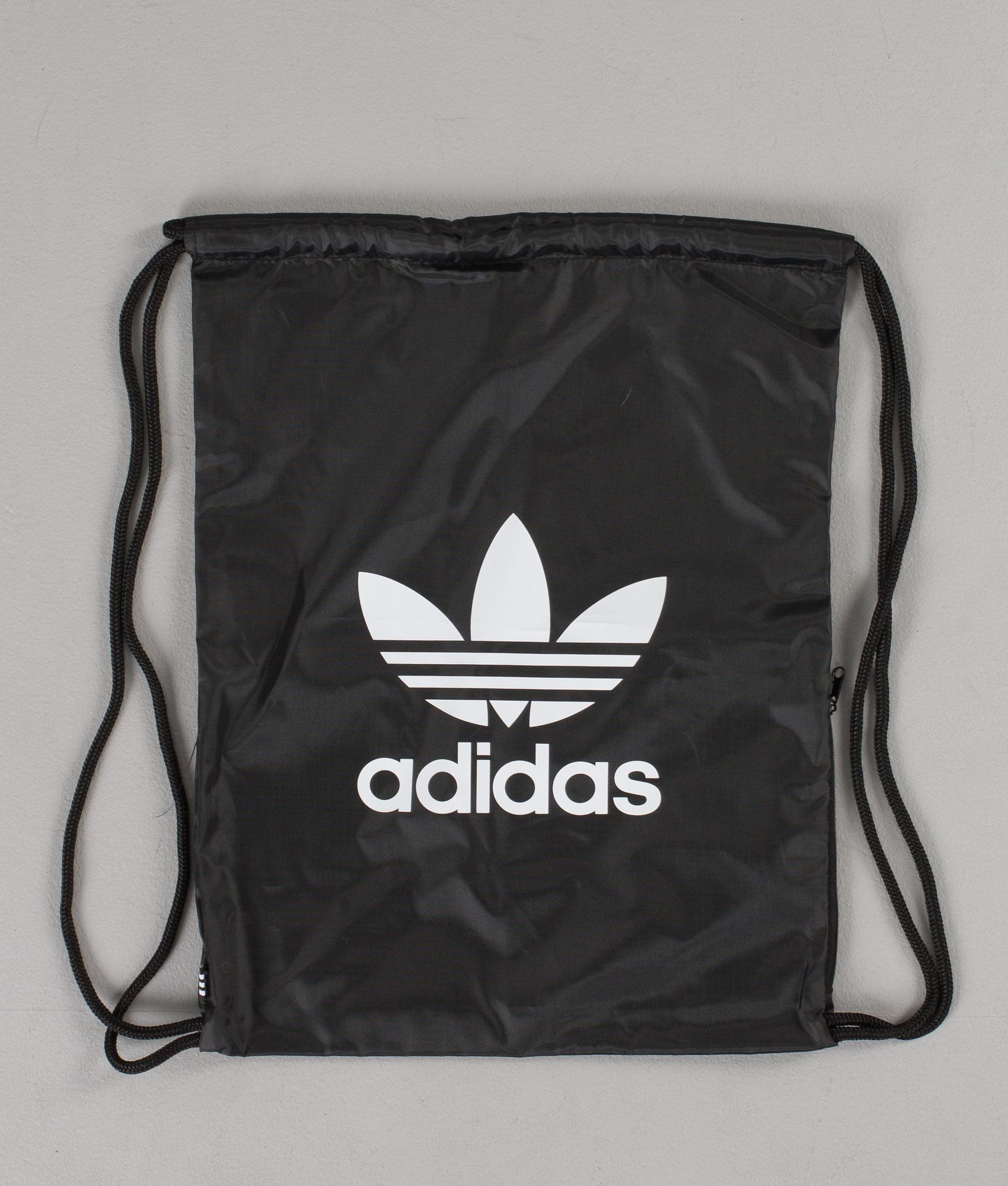 adidas originals gymsack trefoil one size