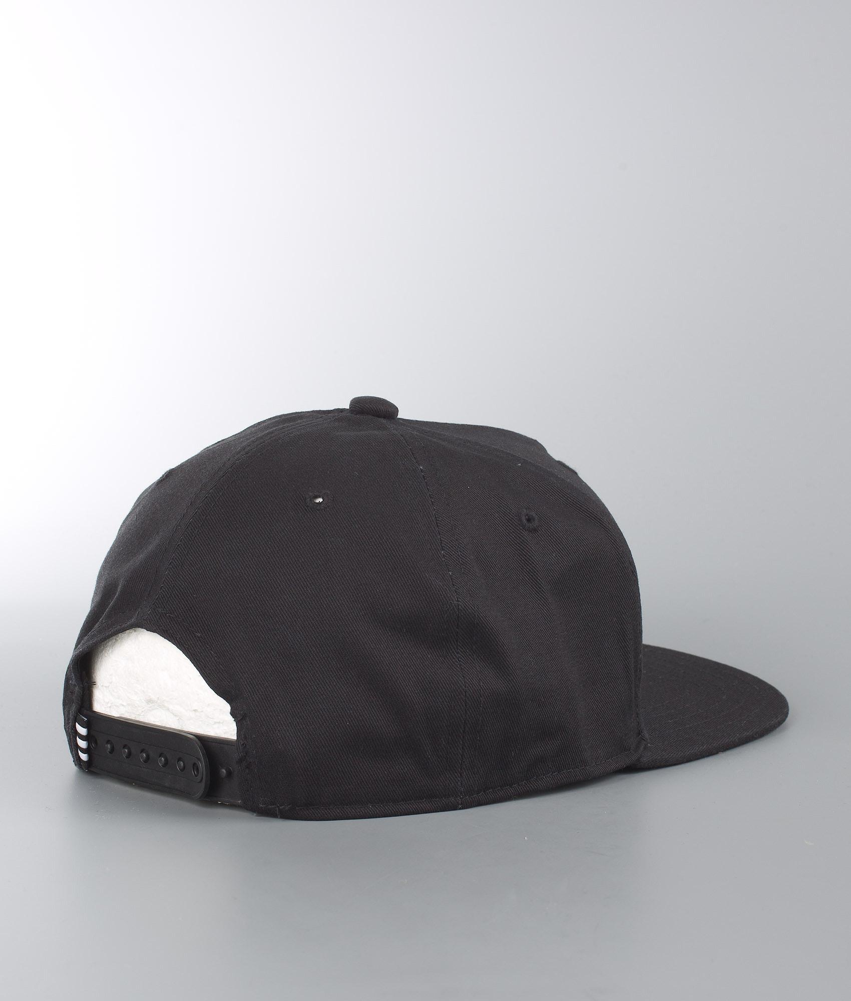 288b22e581e Adidas Originals Ac Cap Tre Flat Cap Black - Ridestore.com