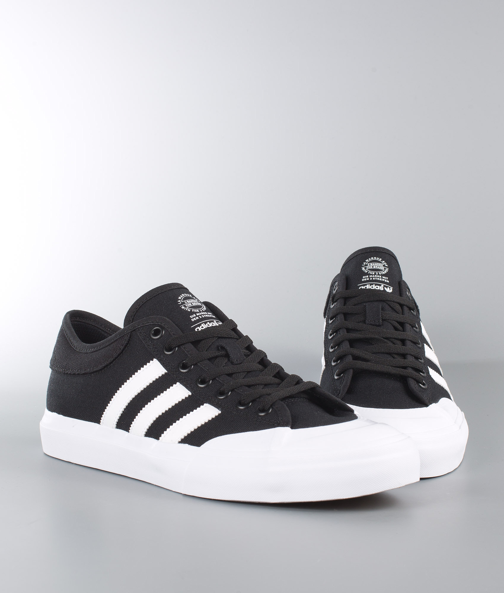 143df6624f15 Adidas Originals Matchcourt Shoes Core Black Footwear White Core ...