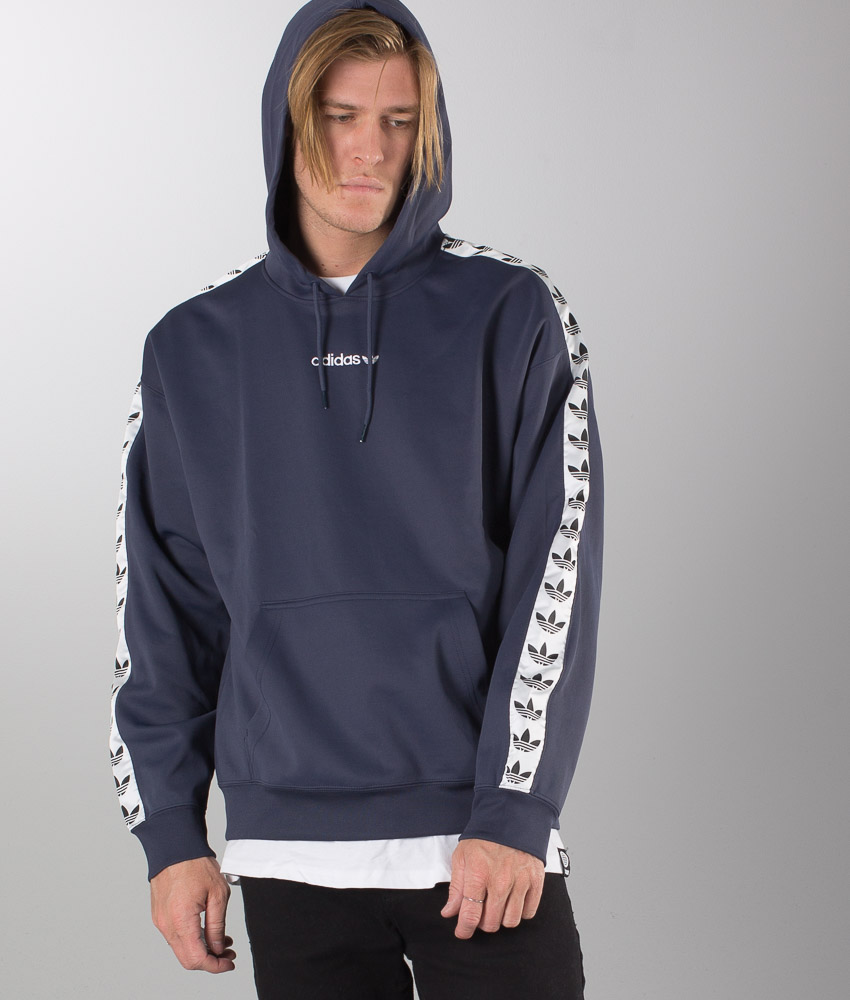 Adidas Originals Tnt Tape Hoodie Trablu/White