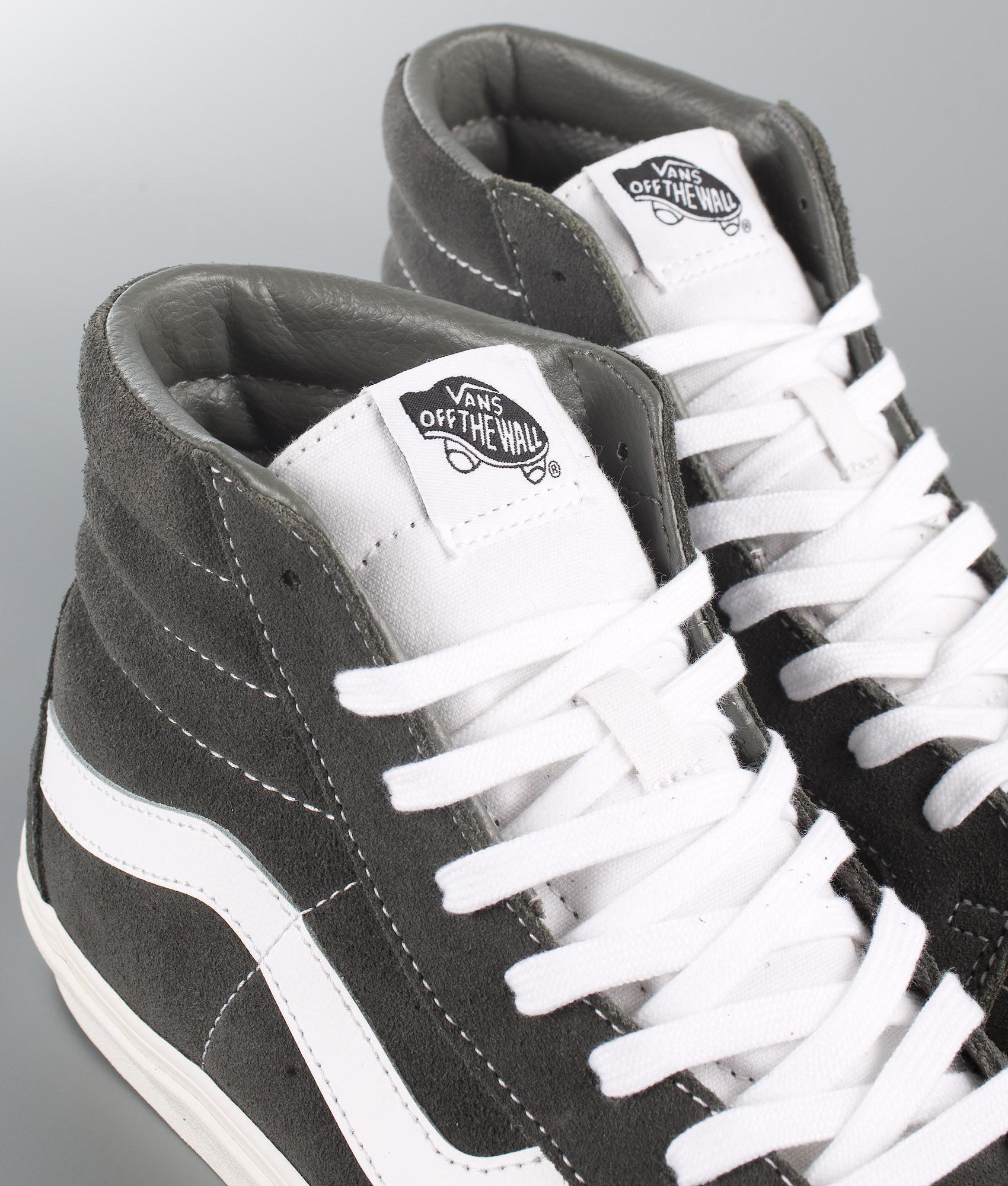e183daaf9c Vans Sk8-Hi Reissue Shoes (Retro Sport) Gunmetal - Ridestore.com