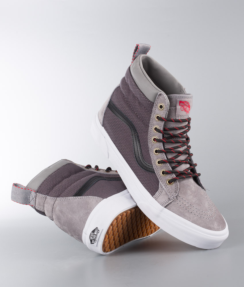 Vans Sk8-Hi Mte Shoes (Mte) Frost Gray/Ballistic