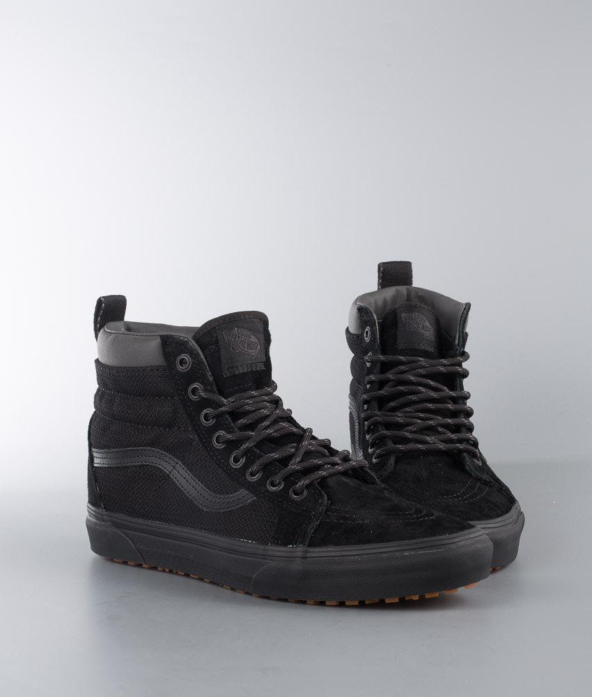 Vans Sk8-Hi Mte Shoes (Mte) Black Ballistic - Ridestore.com c53741f08