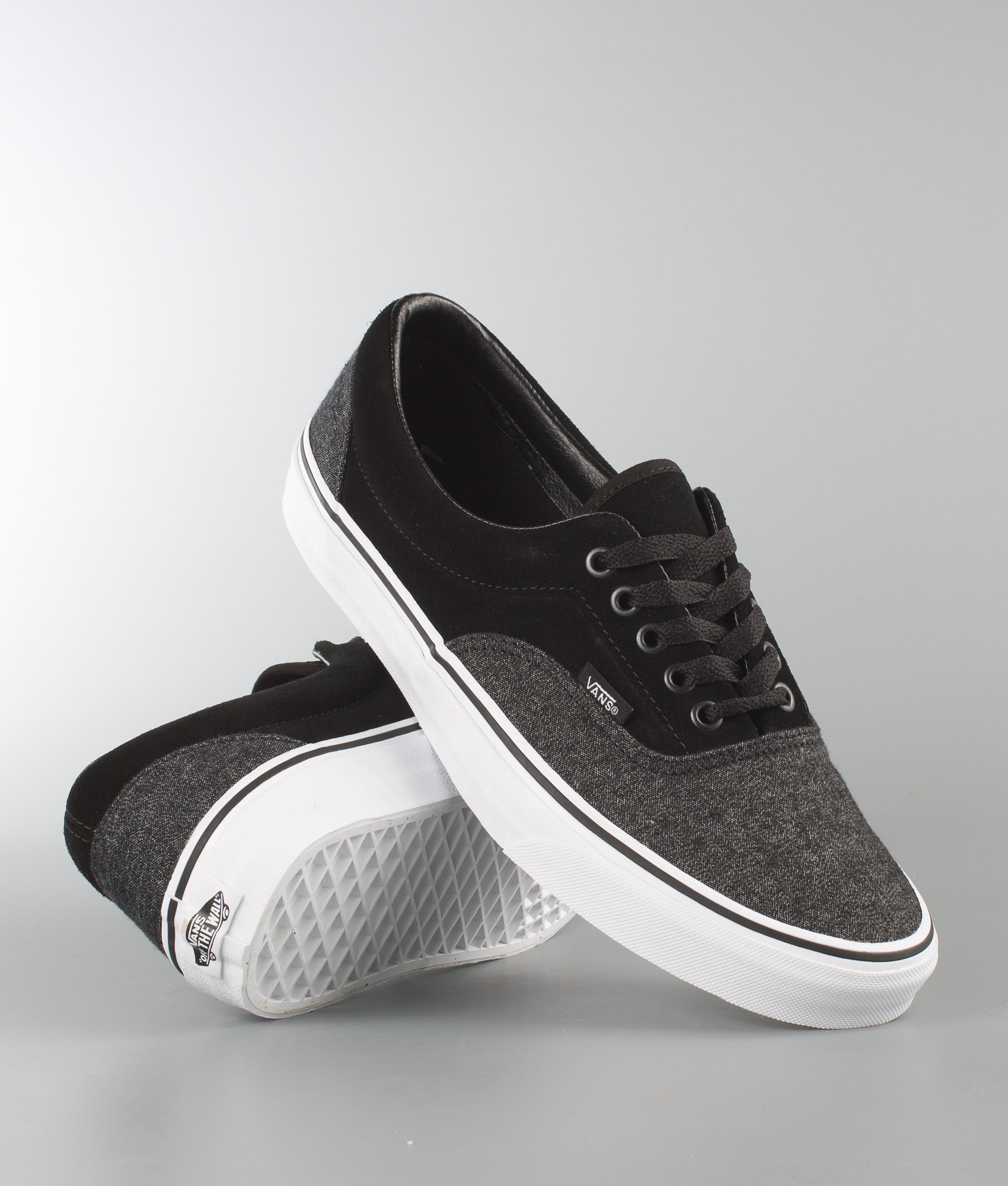 Shoes Era suede amp; Suiting Black Vans 5pBq77