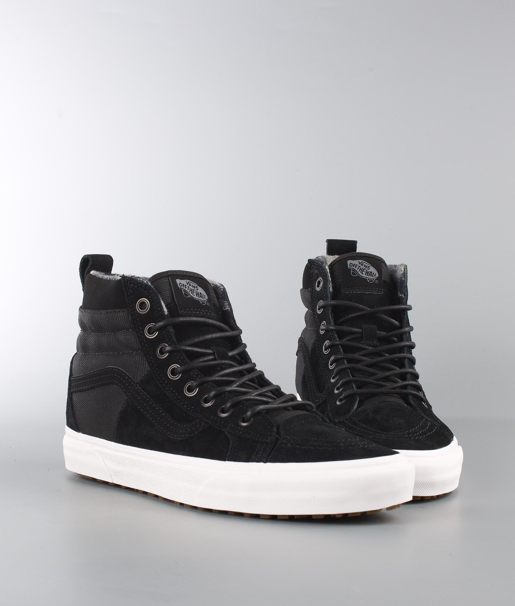 ac1866ca4f165e Vans Sk8-Hi 46 Mte Dx Shoes (Mte) Black Flannel - Ridestore.com