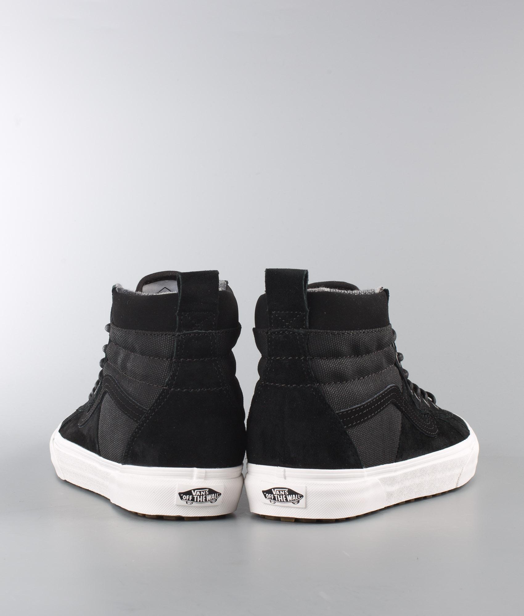 Vans Sk8 Hi 46 Mte Dx Chaussures (Mte) BlackFlannel