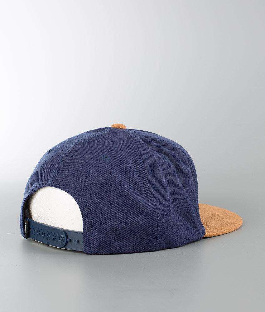 69486b8f4b Vans Full Patch Snapback Cap Dress Blues Khaki - Ridestore.com