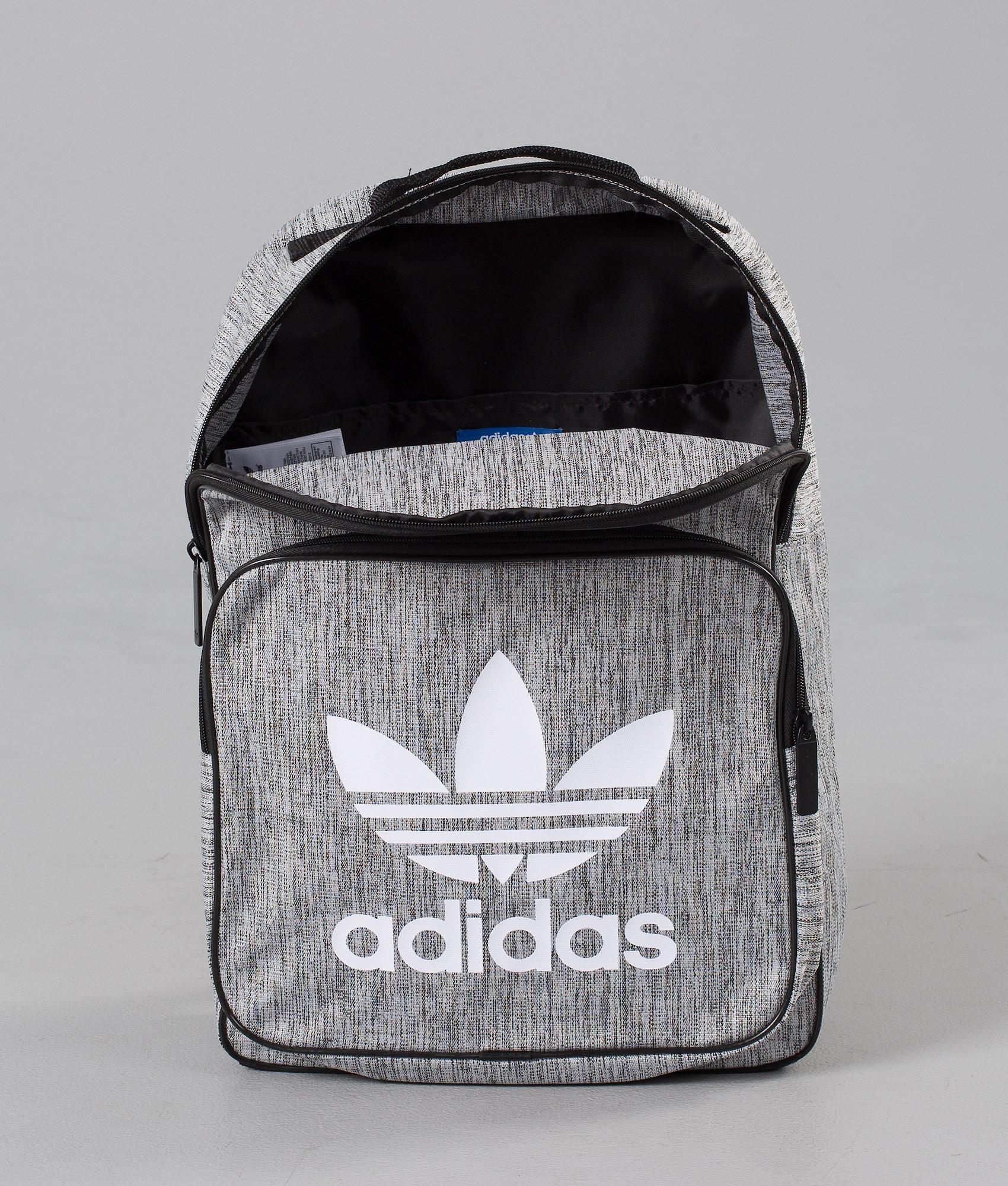 3bc18fdb92e Adidas Originals Bp Class Casual Bag Black - Ridestore.com