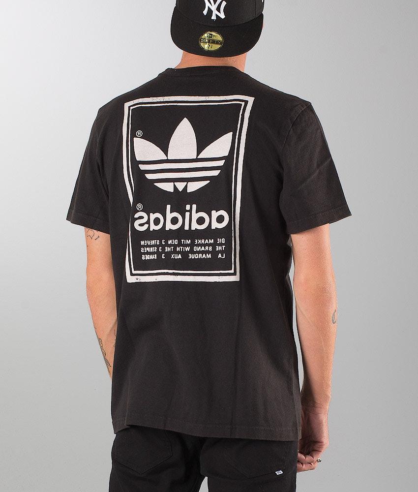 b913bd691 Adidas Originals Japan Archive T-shirt Black - Ridestore.com