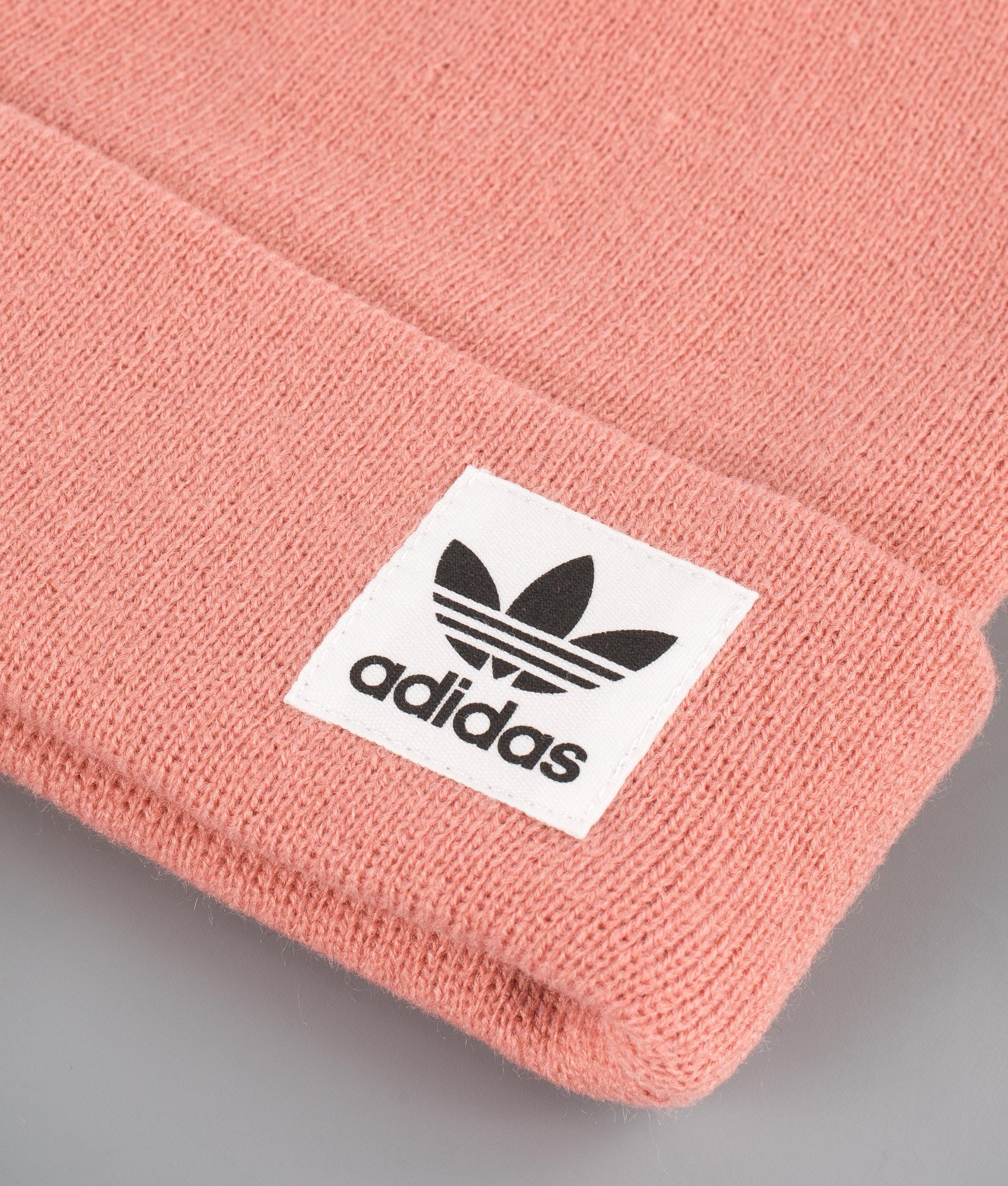 Adidas Originals High Beanie Ashpnk - Ridestore.com f31e003d424