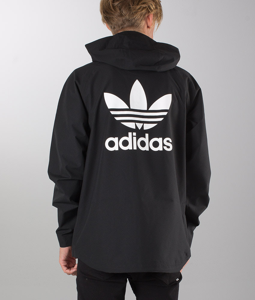 7b03f37295a4 Adidas Originals Hard Shell Jkt Jacket Black - Ridestore.com
