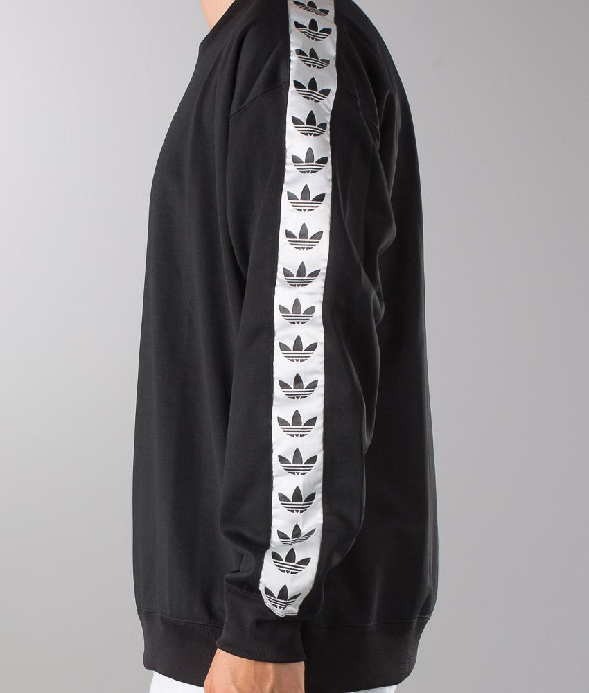 Adidas Originals Tnt Tape Sweater BlackWhite
