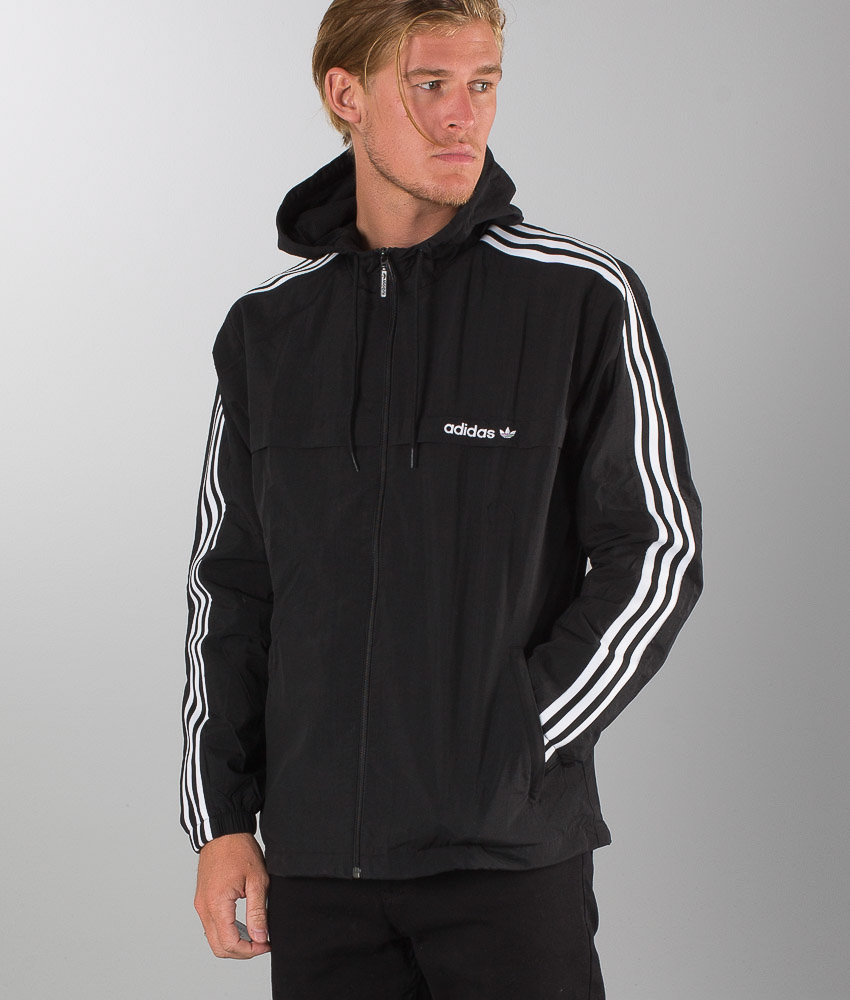 it Ridestore Giacca Originals 3striped Adidas Black Wb z6fUXYw