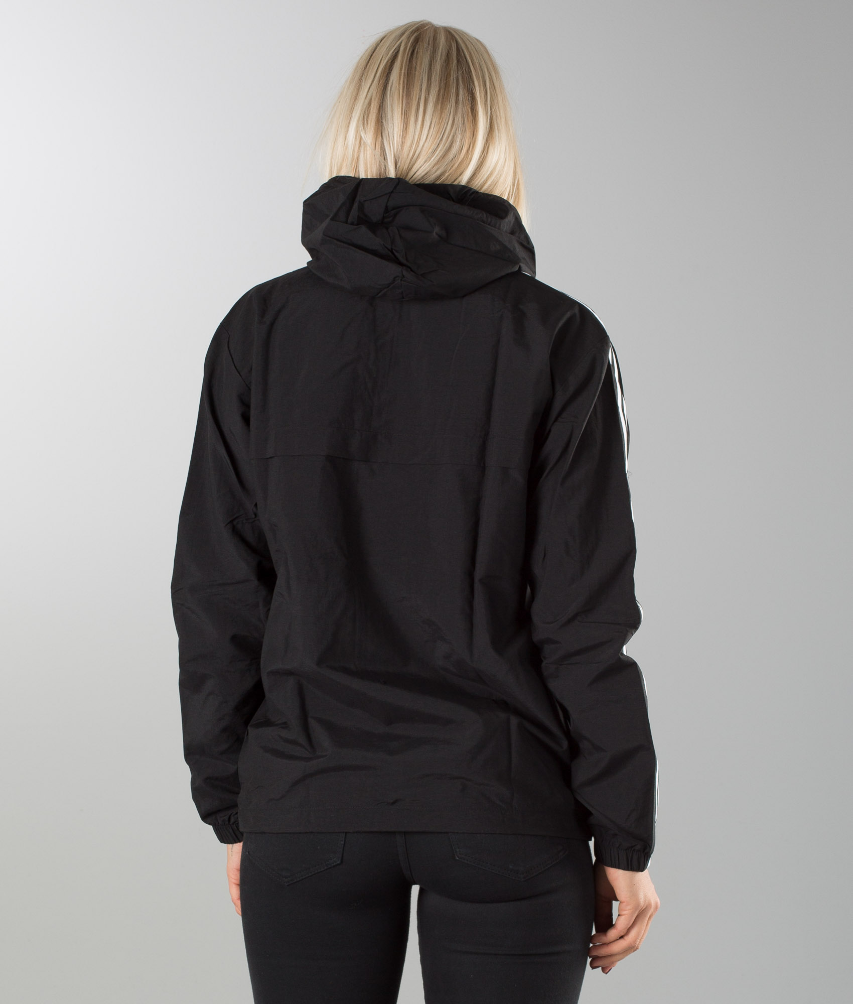 Adidas Originals 3Striped Wb Unisex Giacca Black
