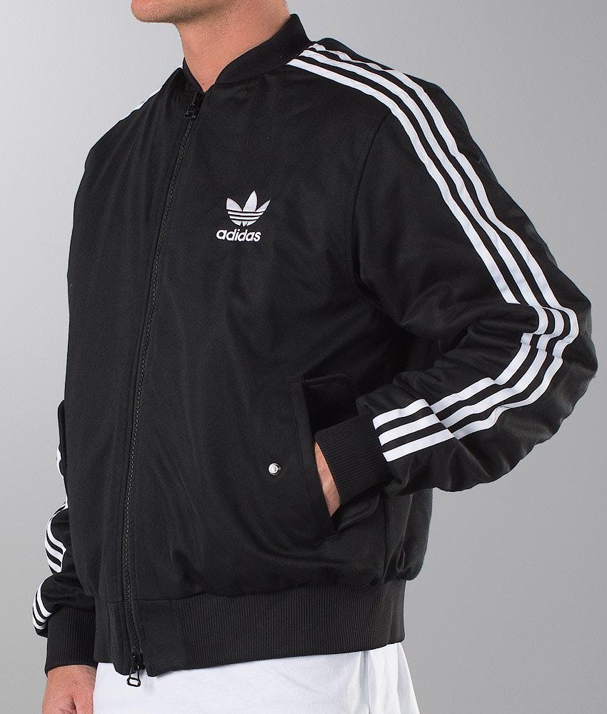0340e9d0d5a5 Adidas Originals Ma1 Padded Mate Jacket Black - Ridestore.com