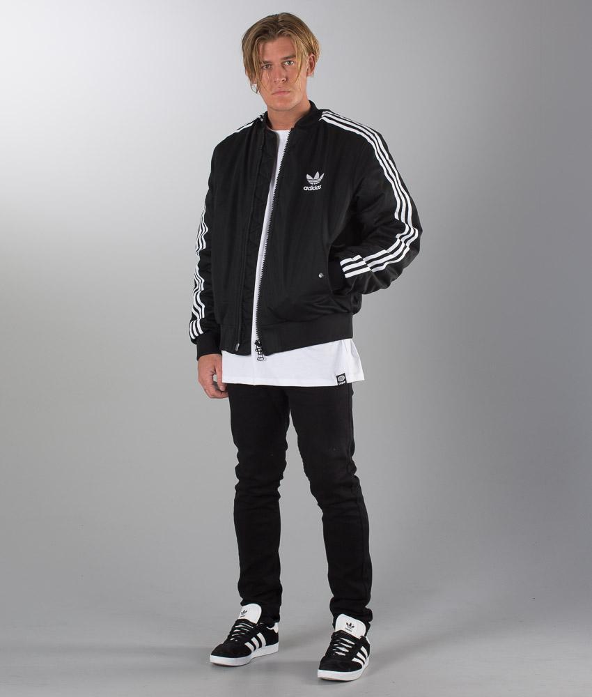 Giacca it Ridestore Paddedmate Originals Ma1 Black Adidas wHT0q0