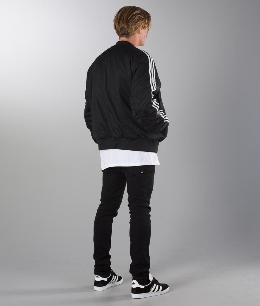 Ma1 Originals Adidas Paddedmate Chez Veste De Black qq6zC