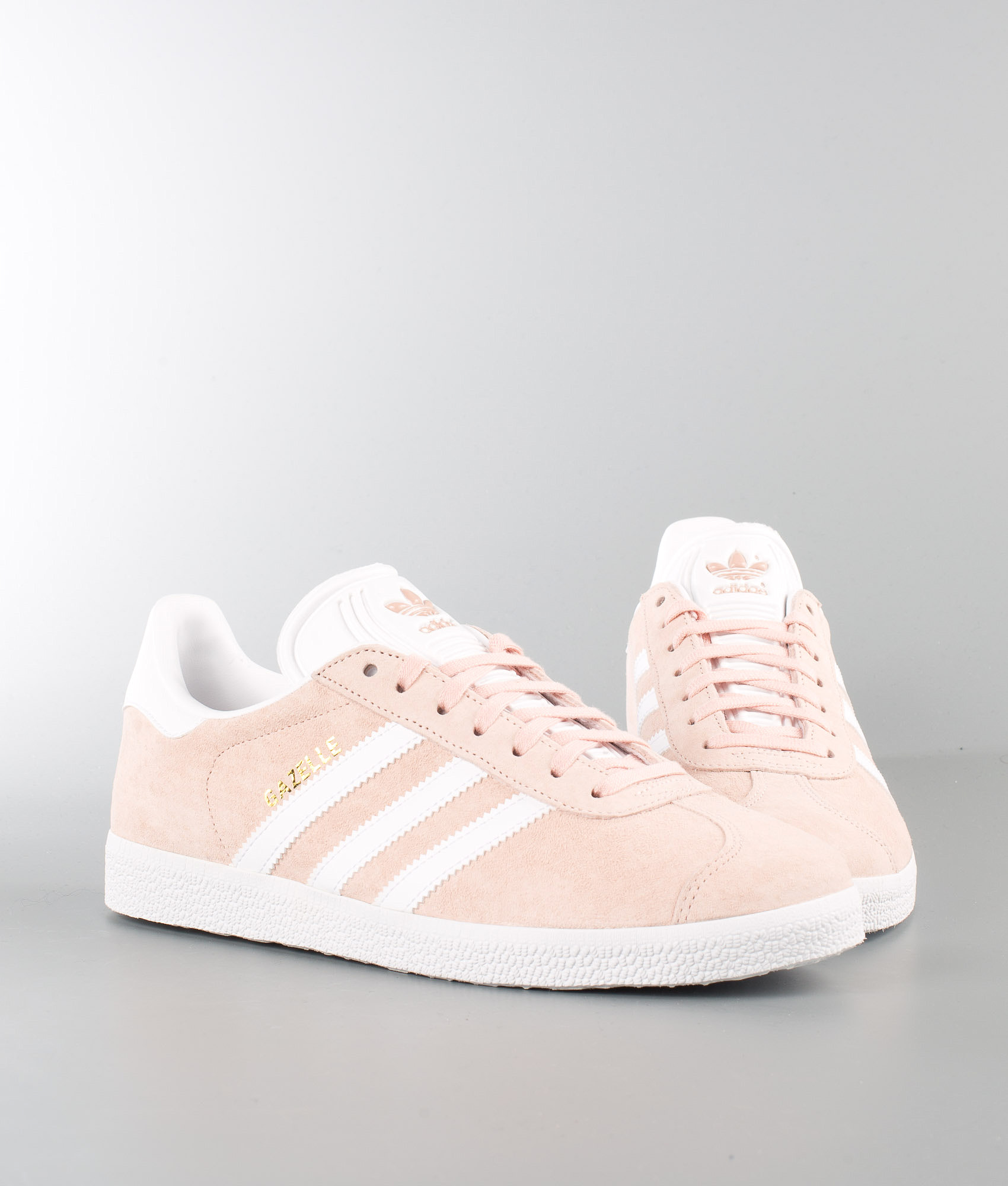e00d6d77fe9 Adidas Originals Gazelle Shoes Vapour Pink/White/Goldmt - Ridestore.com
