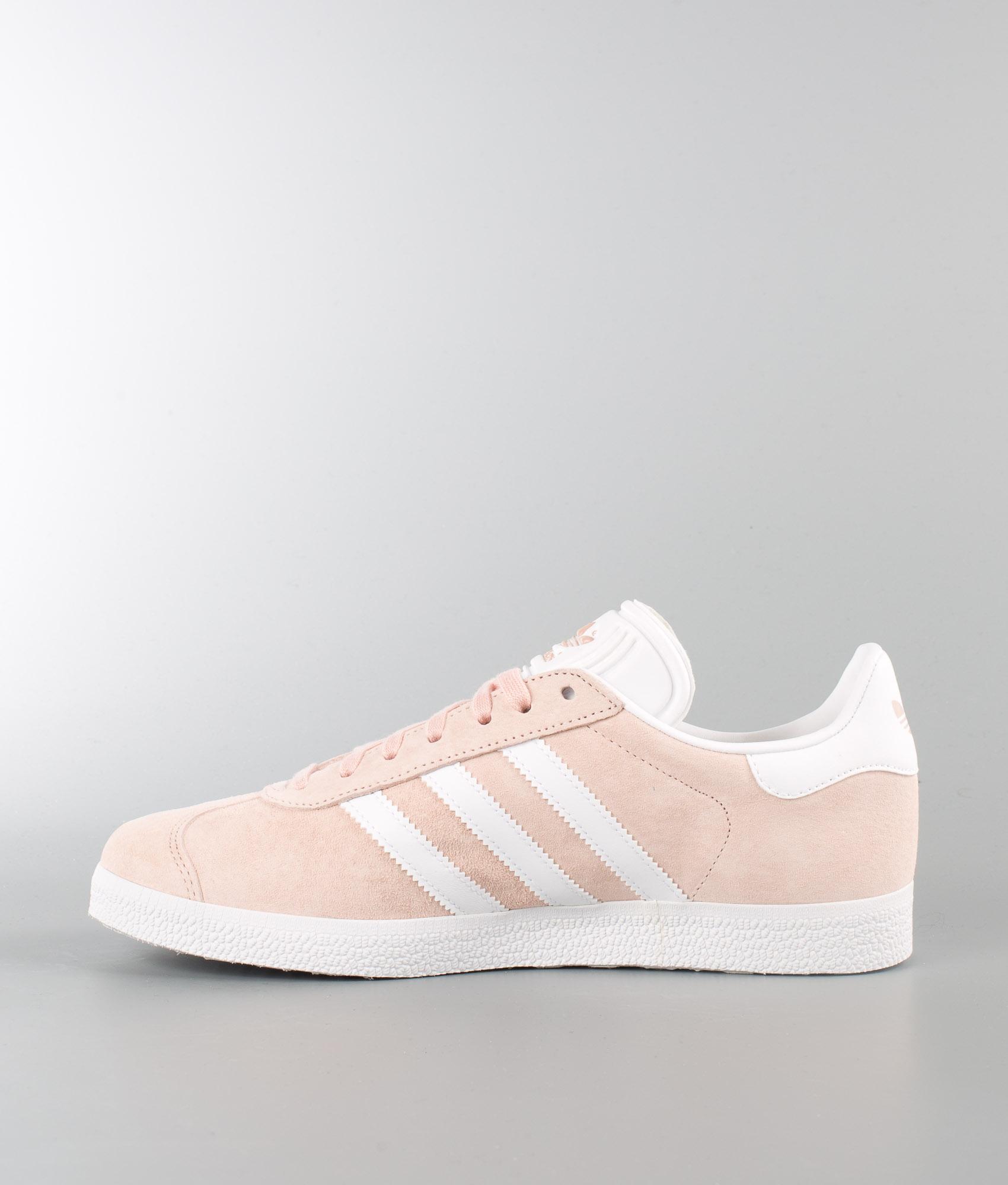 Adidas Originals Gazelle Schuhe Vapour PinkWhiteGoldmt
