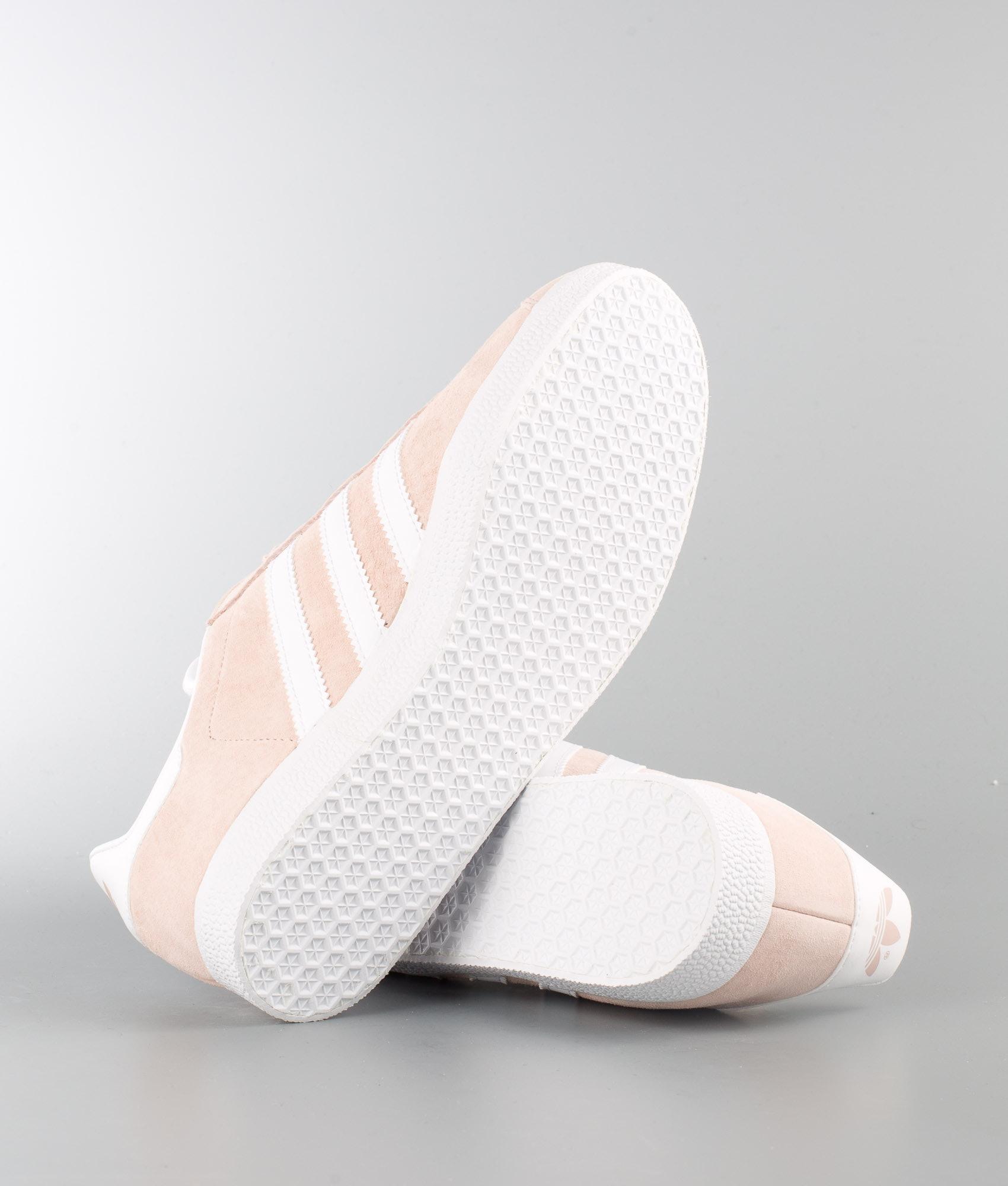 443f9ba959d Adidas Originals Gazelle Shoes Vapour Pink/White/Goldmt - Ridestore.com