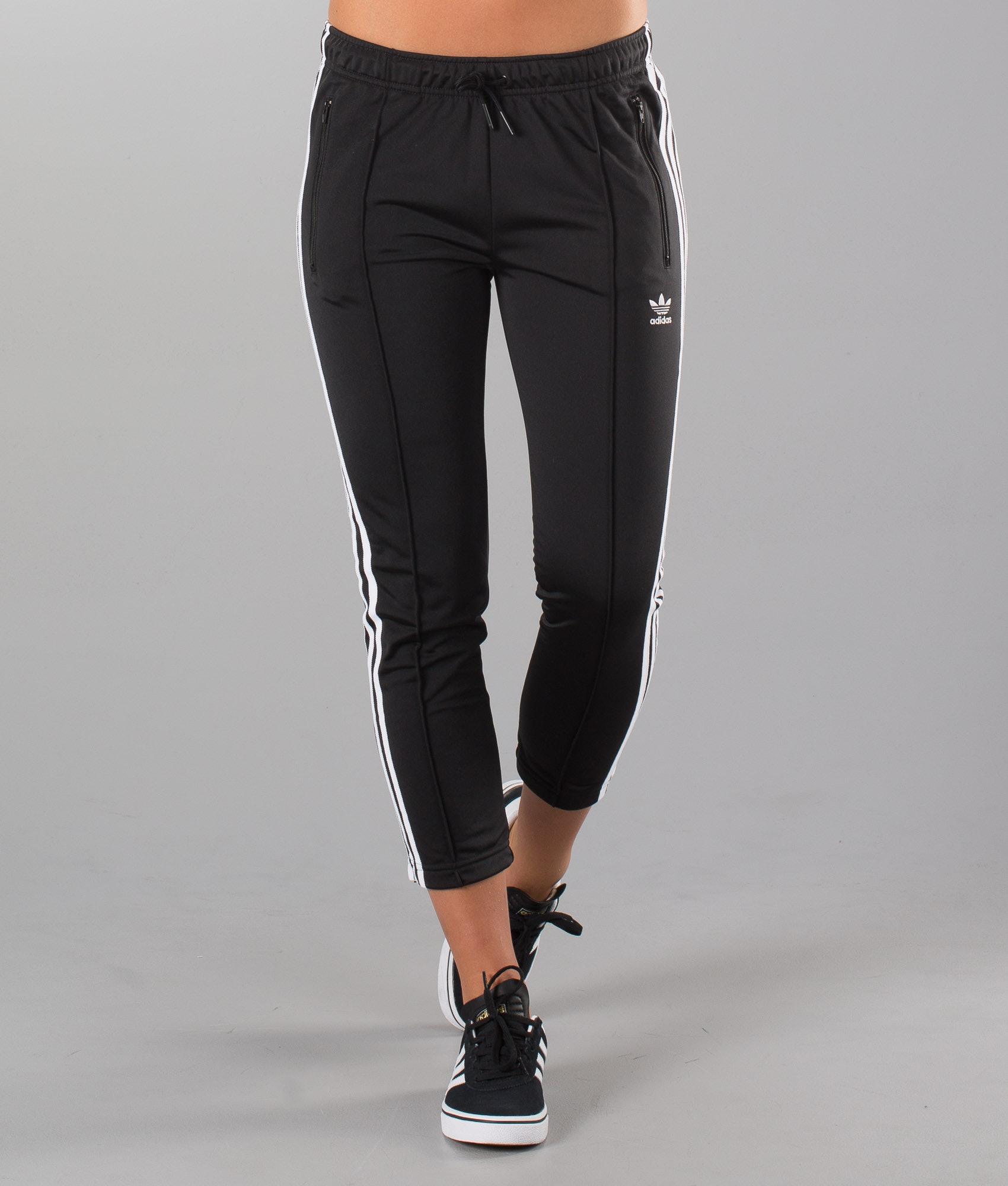 Adidas Originals Cigarette Pants Byxa Black - Ridestore.se 5a432fd8a9931