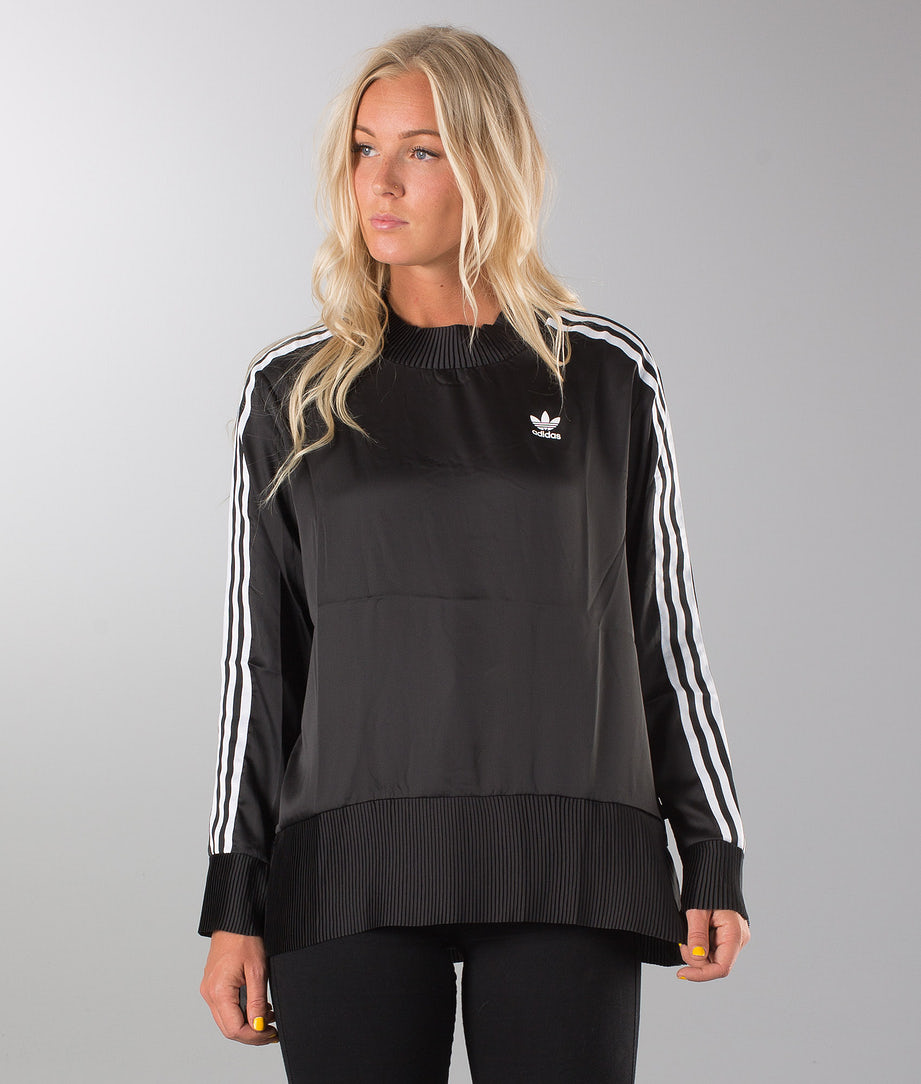 Adidas Originals 3 Str Sweater Black