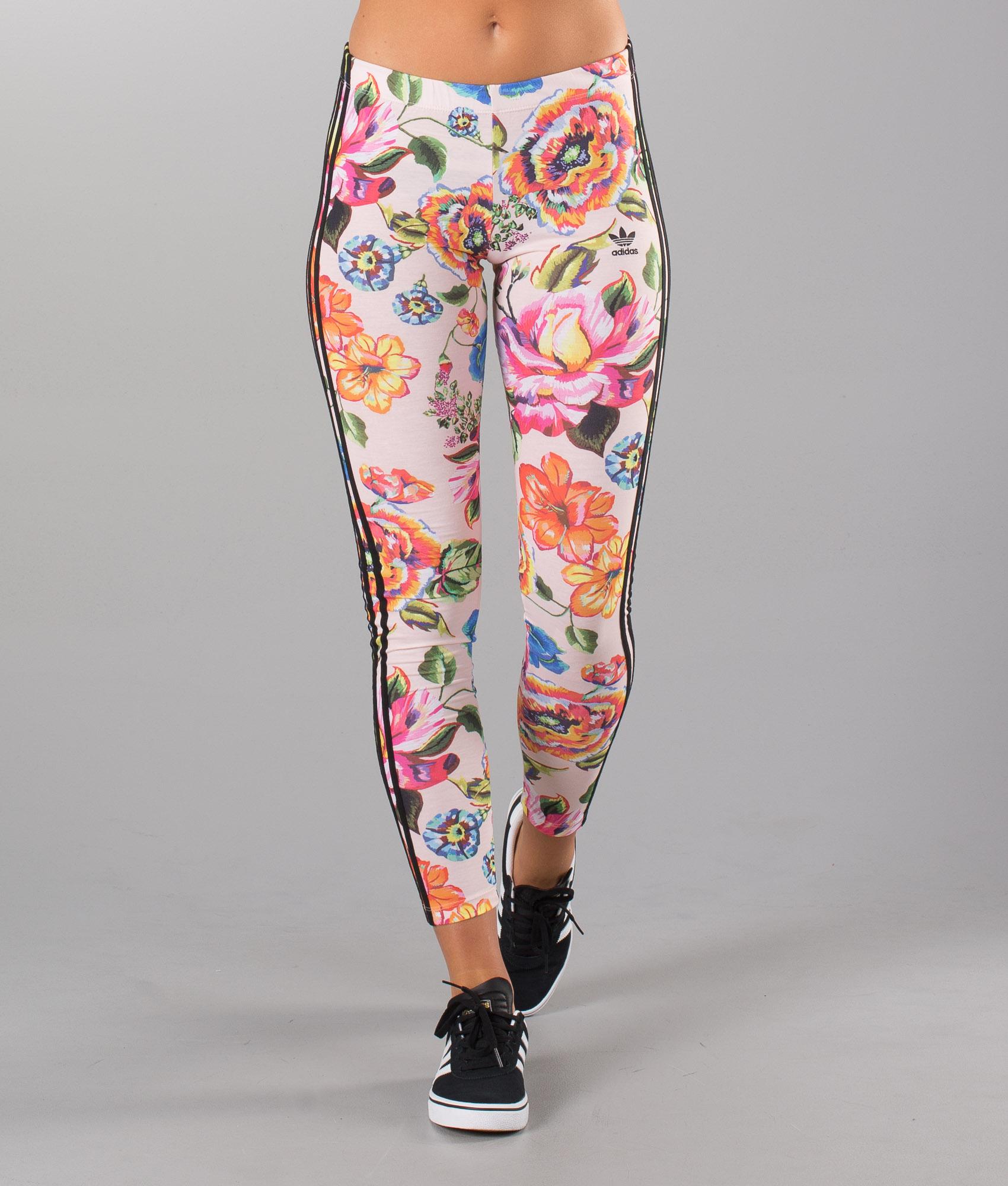 Adidas Originals Floralita Tight Leggings Multco
