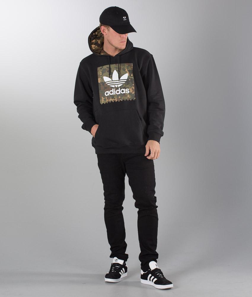 Camo Blackcampri Bb Hoodie Skateboarding Adidas USVzpqMG