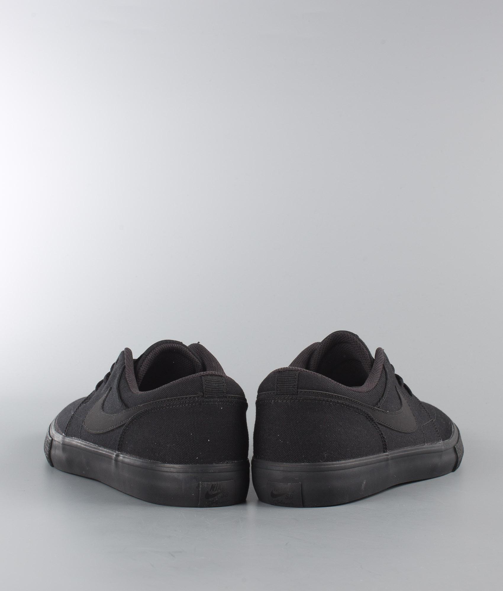 Zapatilla Nike Sb Portmore Ii Solar Cnvs Black 010